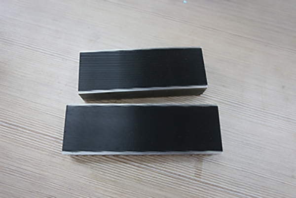 Thread rolling plate
